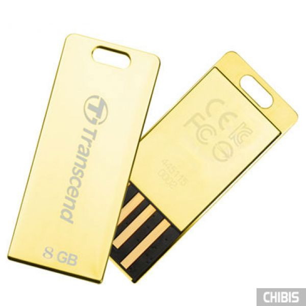 Флеш накопитель USB TRANSCEND JetFlash T3G 8GB