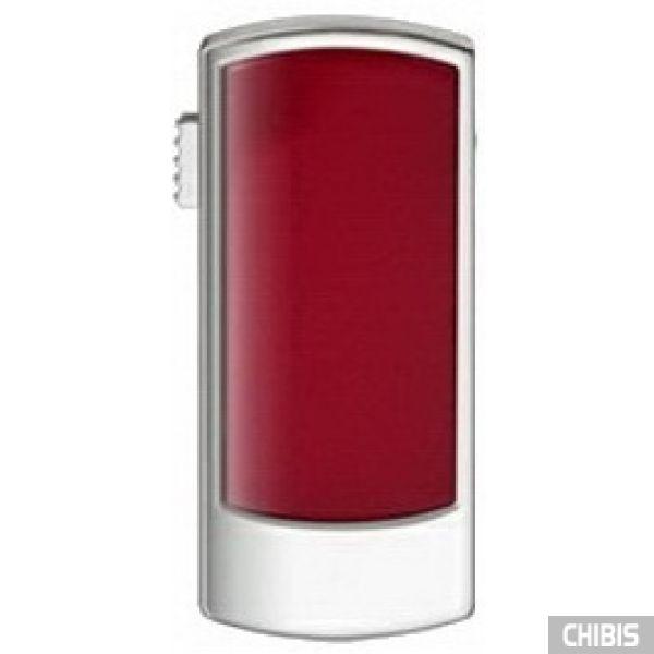 Флеш накопитель USB TRANSCEND JetFlash V95 4GB (c красной вставкой)