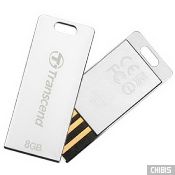 Флеш накопитель USB TRANSCEND JetFlash T3S 4GB