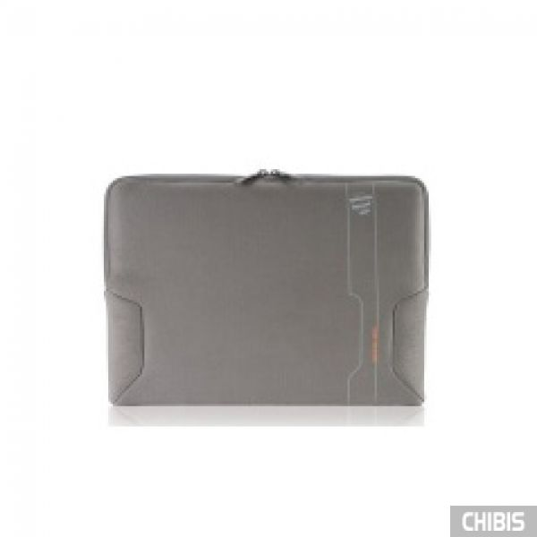 Сумка для ноутбука TUCANO Second Skin Microfiber L Grey