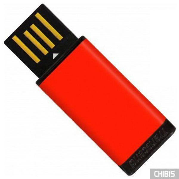 Флеш накопитель USB TRANSCEND JetFlash T5 8GB (цвет красный)