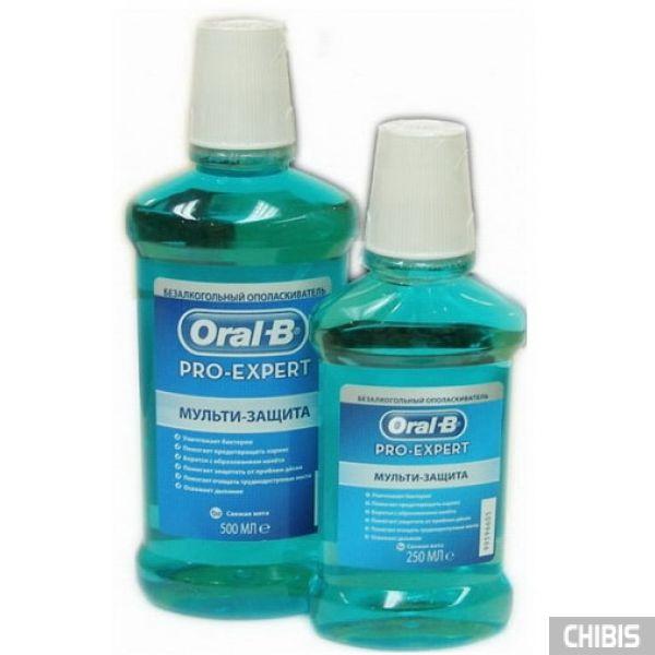 Ополаскиватель Oral-B Pro-Expert Мульти-Защита (500 мл.) 5410076229284