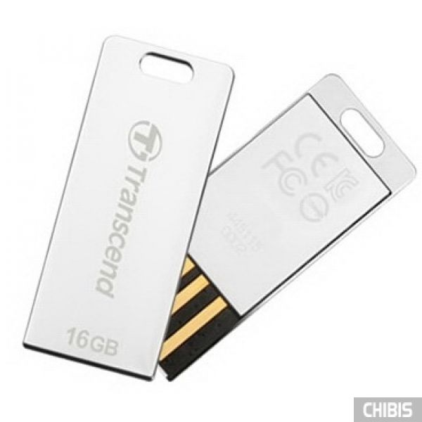 Флеш накопитель USB TRANSCEND JetFlash T3S 16GB