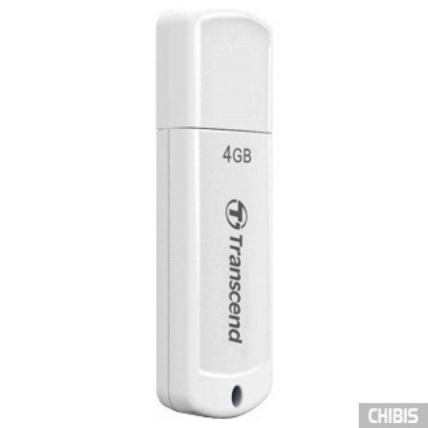 Флеш накопитель USB TRANSCEND JetFlash 370 4GB