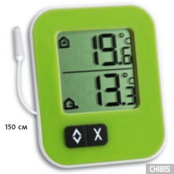 """Термометр TFA """"Moxx"""" (30104304) зелёный"""