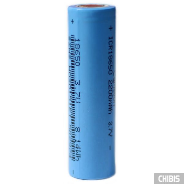 Аккумуляторная батарея Camelion 18650 Li-on 2200 mAh 3.7V