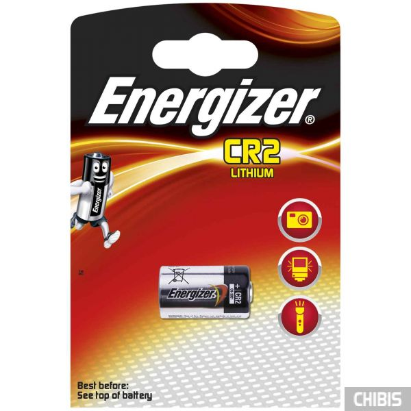 Батарейка CR2 Energizer Lithium Photo 3V 1шт.
