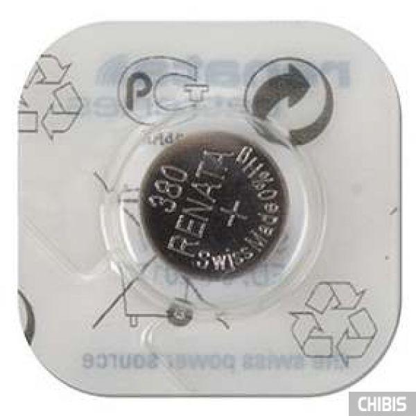 Батарейка для часов Renata SR936W (380) 1.55V Silver 1 шт.