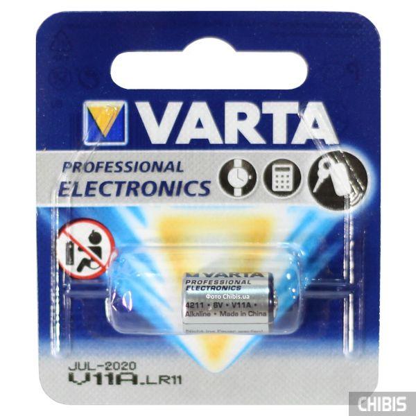 Батарейка V11A Varta 4211 Alkaline 6V 1 шт.