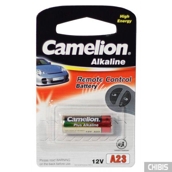 Батарейка Camelion A23 / MN21 / V23 блистер 1 шт