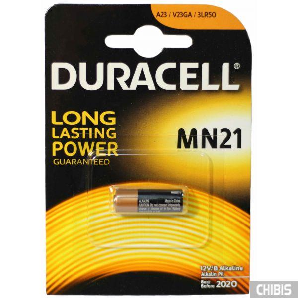 Батарейка MN 21 Duracell 12V Alkaline Щелочная 1 шт