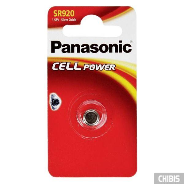 Батарейка Panasonic SR920