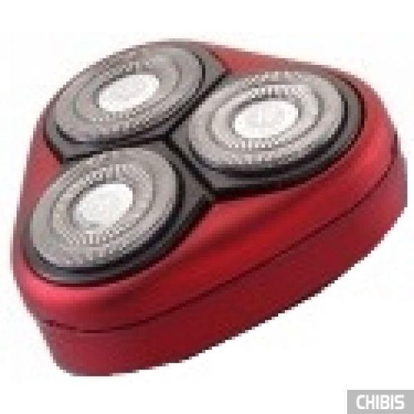 Блок с сетками и ножами Новый Харьков НХ 852 для бритвы Фанат 2012 красный цвет