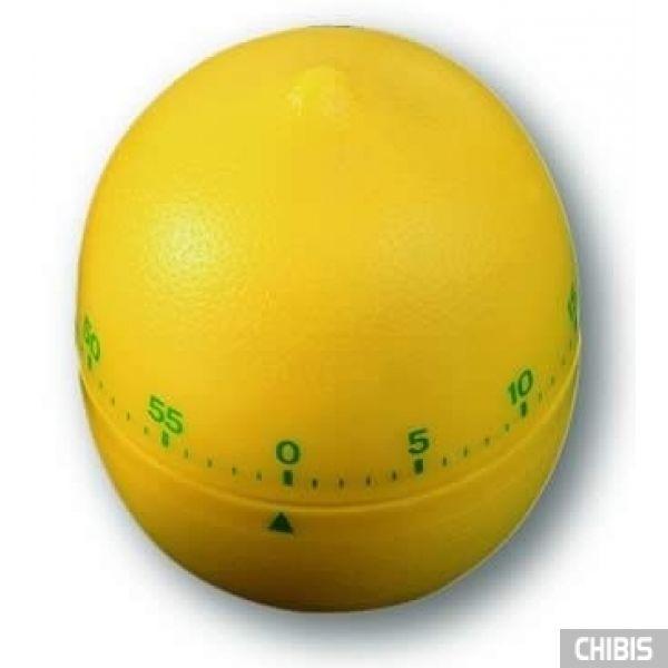 """Таймер механический TFA (381006) """"Лимон"""""""