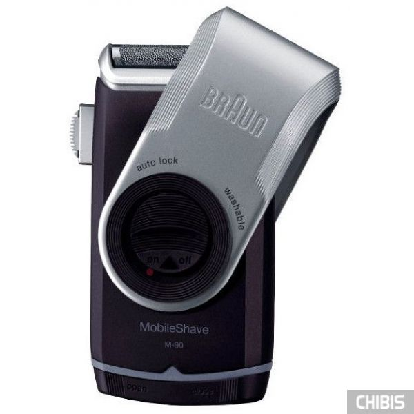 Бритва Braun MobileShave M-90 4210201088868