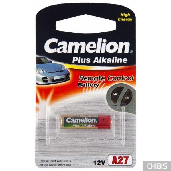 Батарейка Camelion A27 блистер 1 шт