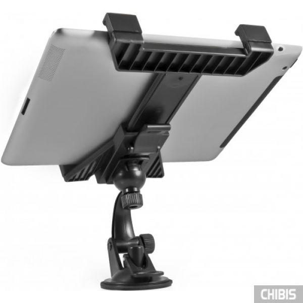 Автодержатель на стекло и торпедо Defender 201 для планшетов