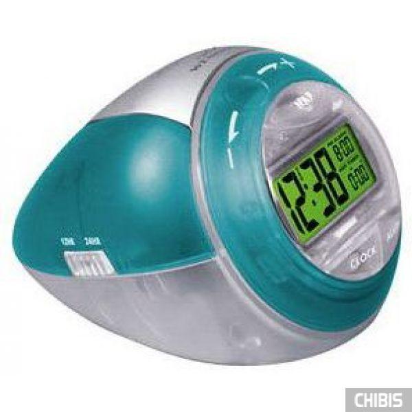Настольные часы WENDOX W3750-CLEAR GREEN
