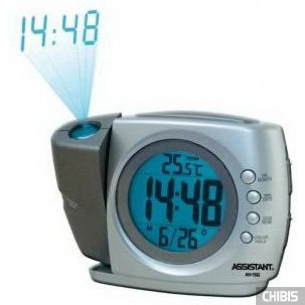 Настольные часы Assistant AH-1502