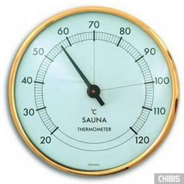 Термометр TFA (401002) для сауны, пластик