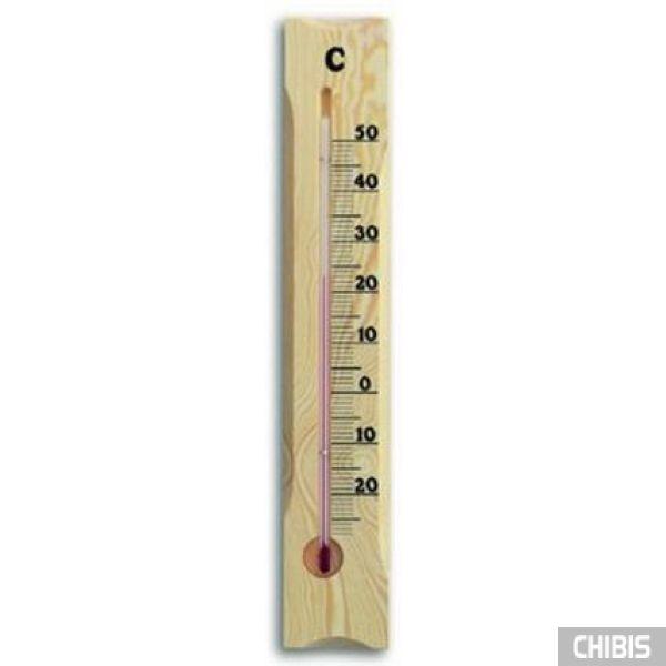 Термометр TFA (121033) комнатный, сосна