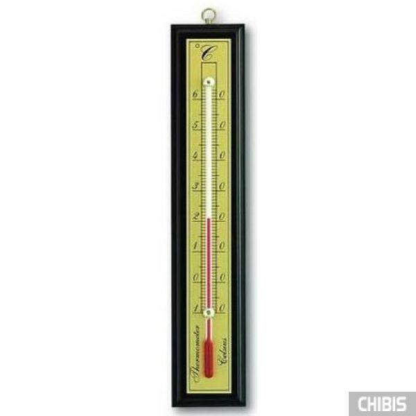 Термометр TFA (121023) комнатный, красное дерево