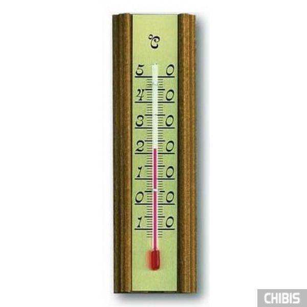 Термометр TFA (121014) комнатный, дуб