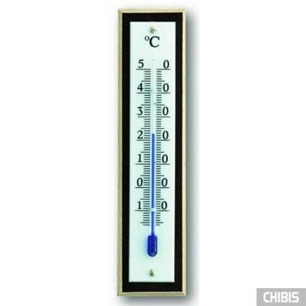 Термометр TFA (121010) комнатный, красное дерево