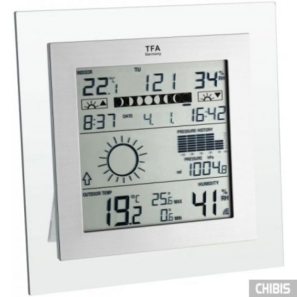"""Метеостанция TFA """"Square Plus"""" (351121.IT)"""