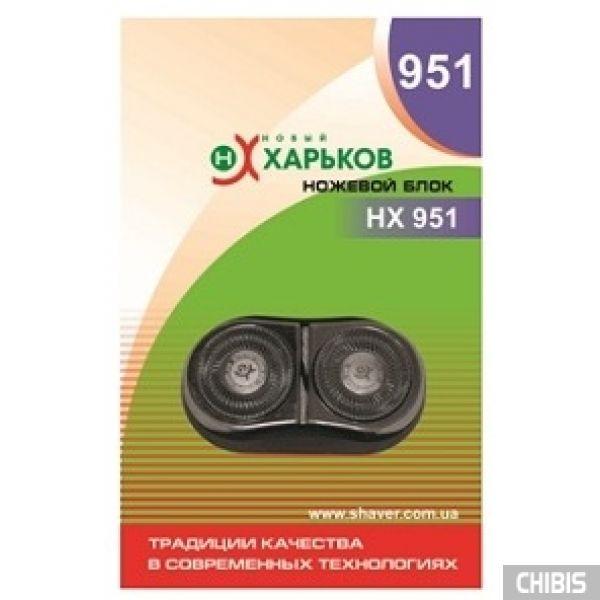 Блок с сетками Новый Харьков НХ 951 для бритвы 9512 Старт