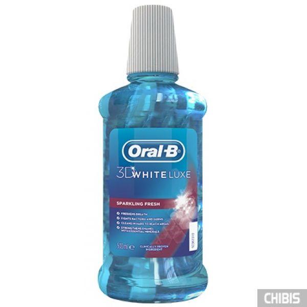 Ополаскиватель Oral-B 3D White Luxe 250мл 5410076302642