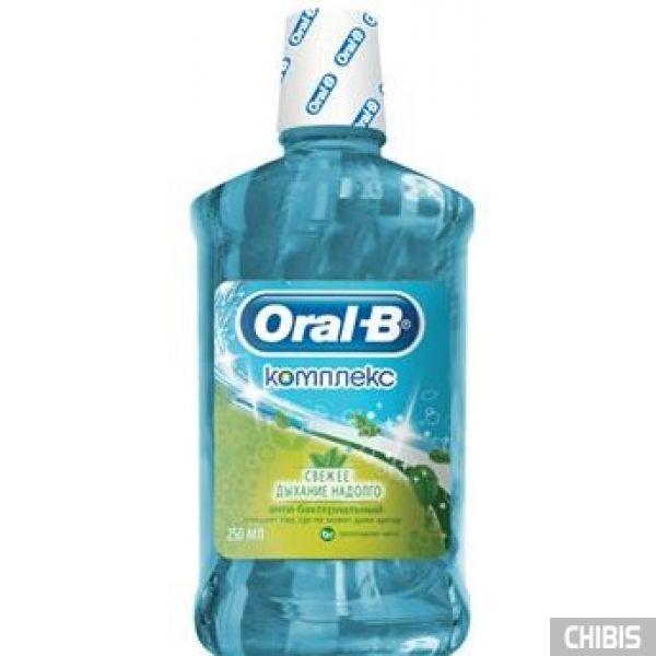 Ополаскиватель Oral-B Комплекс 250мл 5410076415236