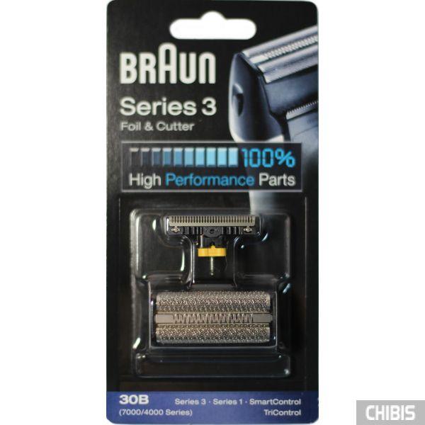 Сетка Braun 30B набор сетка + нож оригинал Германия