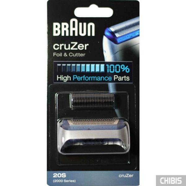 Сетка Braun 20S набор сетка + нож оригинал