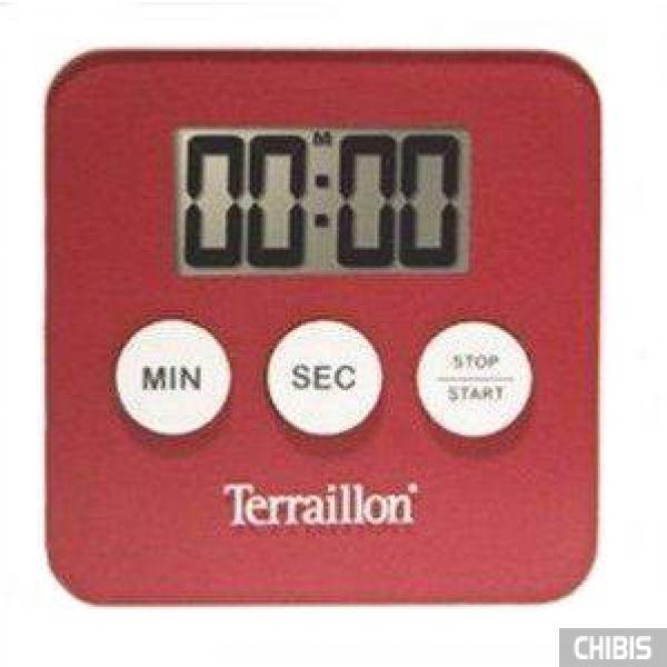 Таймер цифровой Terraillon 09270 Mars Timer Red