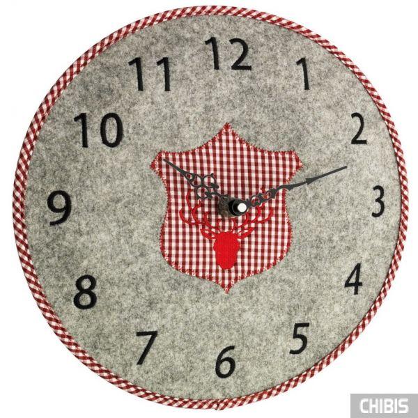 Часы настенные TFA 60302510 серый