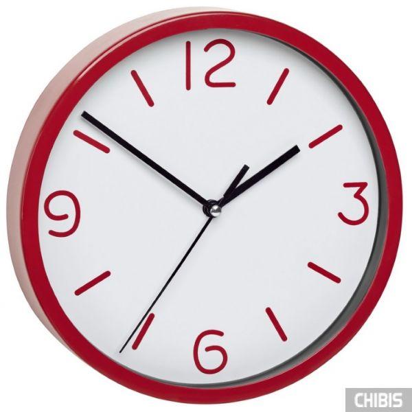 Часы настенные TFA 60303305 красные