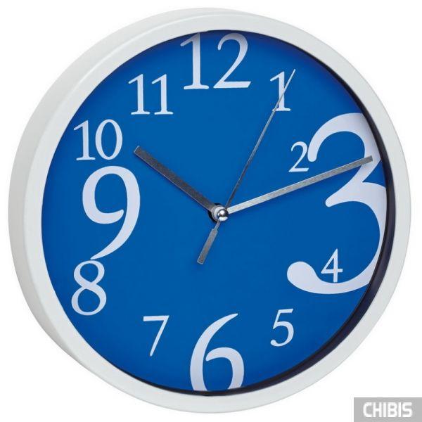 Часы настенные TFA 60303406 синие