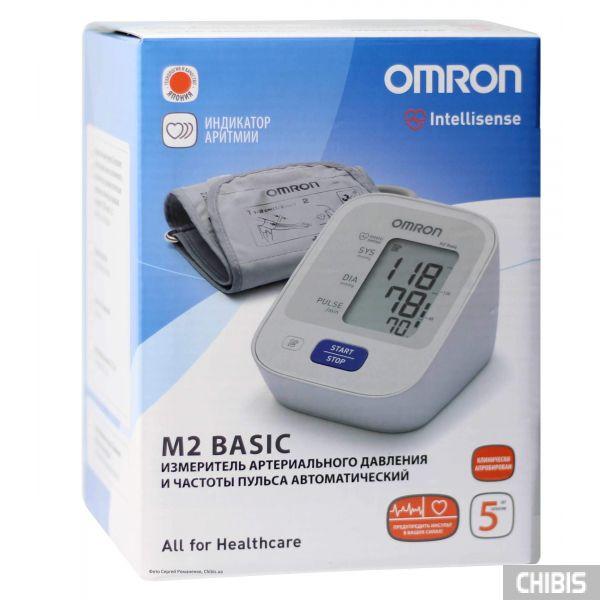 Тонометр Omron M2 Basic HEM-7121-RU