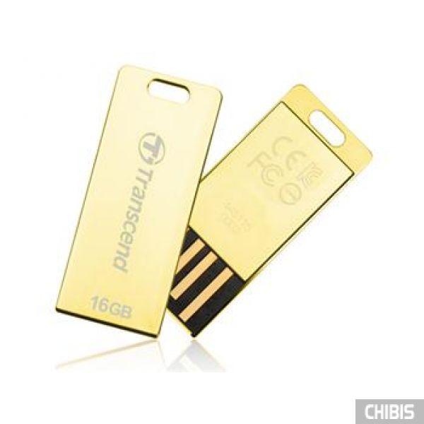 Флеш накопитель USB TRANSCEND JetFlash T3G 16GB