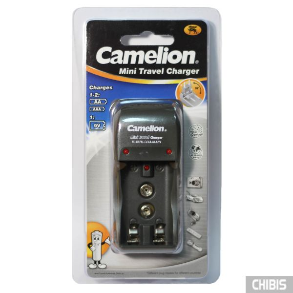 Зарядное устройство АА ААА 9V Camelion BC-1001A NiMH/NiCd