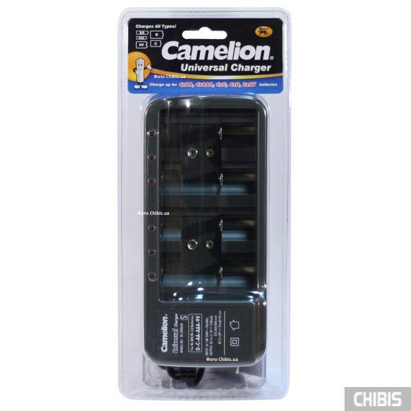 Зарядное устройство Camelion BC-0906SM универсальное