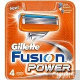 Gillette Fusion Power лезвия для бритвы 4 шт 7702018877591