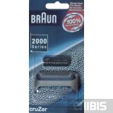 Сетка Braun 2000 Cruzer сетка+нож аналог 20S совместимая