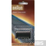 Сетка Braun 596 серии 1000/2000 совместимый блок с сеткой без ножа 1008, 1508