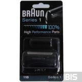 Сетка Braun 11B серии Series 1 совместимый блок с сеткой без ножа