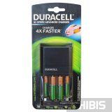 Зарядное устройство АА ААА Duracell CEF27 + 2 шт AA 1300 + 2 шт AAА 750 mAh