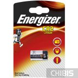 Батарейка CR2 Energizer Lithium Photo 3V 1шт.