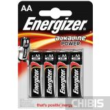Батарейка АА Energizer Alkaline Power 4 шт.