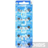 Батарейка для часов Renata SR41W (392) 1.55V Silver упаковка 10  шт